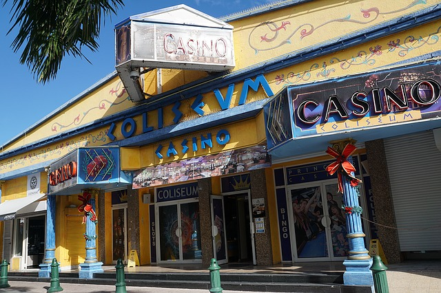 Casino in Philipsburg