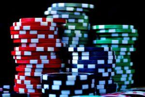 Poker Coins im Online Casino